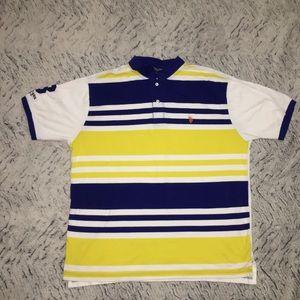 Collar Polo Shirt